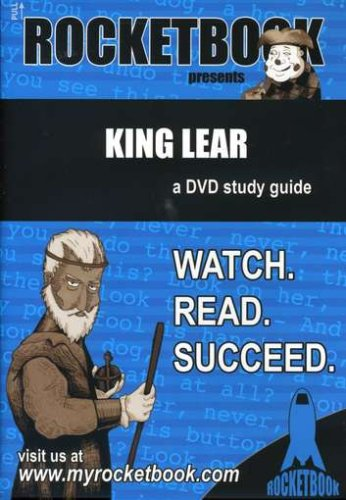 Rocketbooks: King Lear - A Study Guide