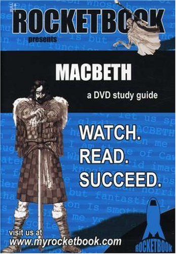 Rocketbooks: Shakespear's Macbeth - A Study Guide
