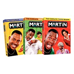 Martin - The Complete First Three Seasons