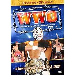 World Wrestling Organization, Vol. 2