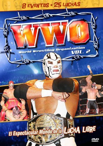 World Wrestling Organization, Vol. 2