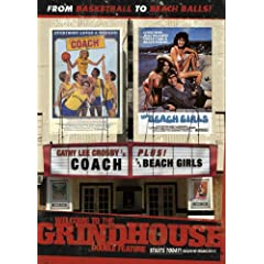 Welcome to the Grindhouse: The Beach Girls/Coach