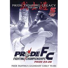 Pride Fighting Championships: Pride Fighting Legacy, Vol. 5