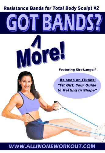 Got More Bands? Resistance Bands for body sculpt #2