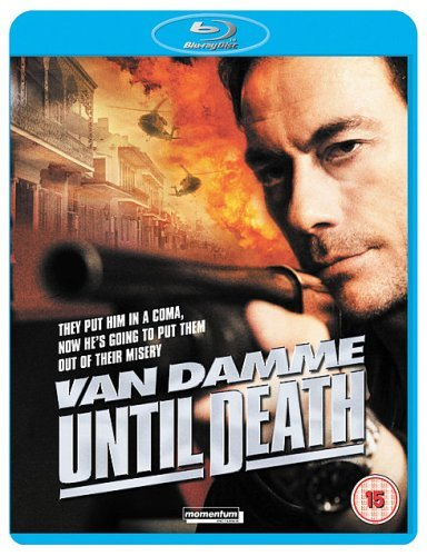 Until Death [Blu-ray]