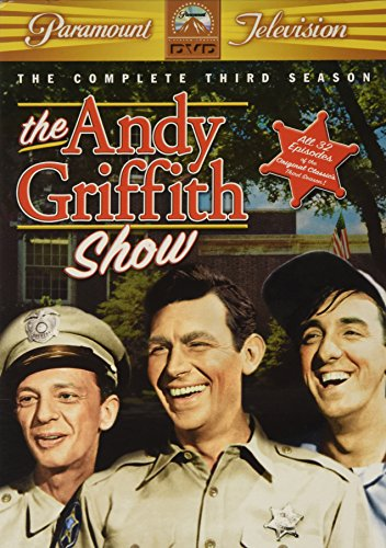 The Andy Griffith Show - Complete Third Season