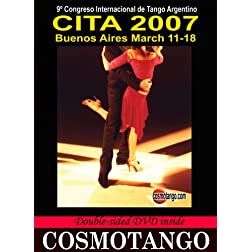 The best of CosmoTango (2007)