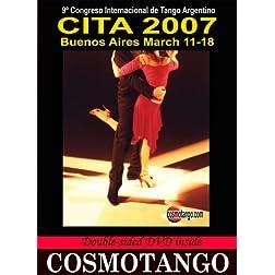 The best of CosmoTango (2007)