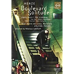 Henze - Boulevard Solitude
