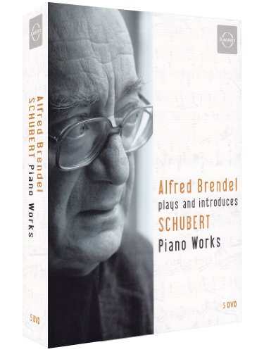 Alfred Brendel Plays & Introduces Schubert: Late