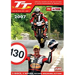 2007 Isle of Mann TT review