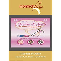 I Dream of Jodie: The Private Life of Jodie Moore: Episode 10, 11, 12 and 13 (4 DVD Set)