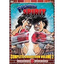 Fighting Spirit: Complete Collection Part 2