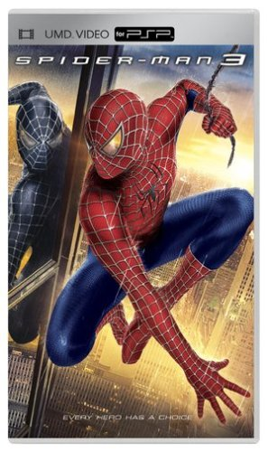 Spider-Man 3 [UMD for PSP]