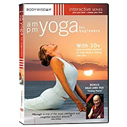 AM/PM Yoga For Beginners (with Dalai Lama & 10 Routines)