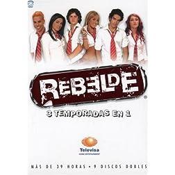Rebelde: La Serie Completa