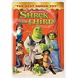 Shrek the Third (Widescreen Edition)