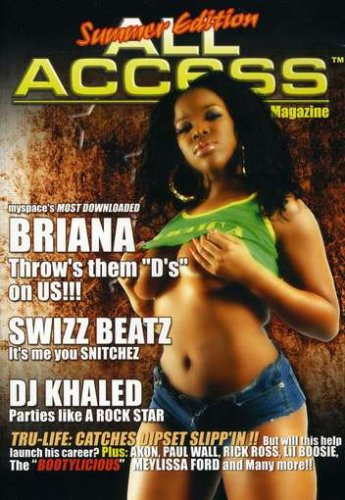 All Access: DVD Magazine #15: Brianna