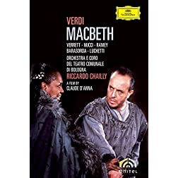 Giuseppe Verdi - Macbeth / Nucci, Verrett, Riccardo Chailly, Teatro Comunale di Bologna (1987 film)