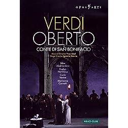 Verdi - Oberto