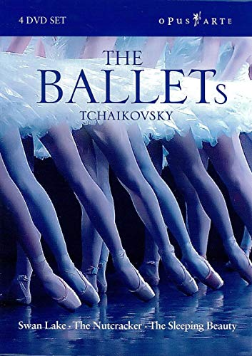 Tchaikovsky: Swan Lake/The Nutcracker/Sleeping Beauty