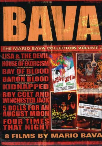 Bava Box Set, Vol. 2