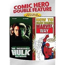 Comic Hero Double Feature