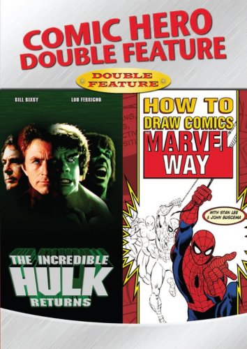 Comic Hero Double Feature