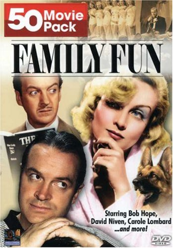 Family Fun 50 Movie Pack