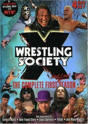 Wrestling Society X - Season 1