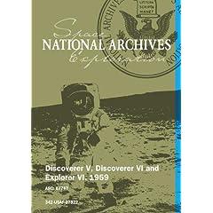 DISCOVERER V, DISCOVERER VI AND EXPLORER VI, 1959