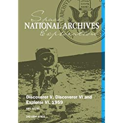 DISCOVERER V, DISCOVERER VI AND EXPLORER VI, 1959
