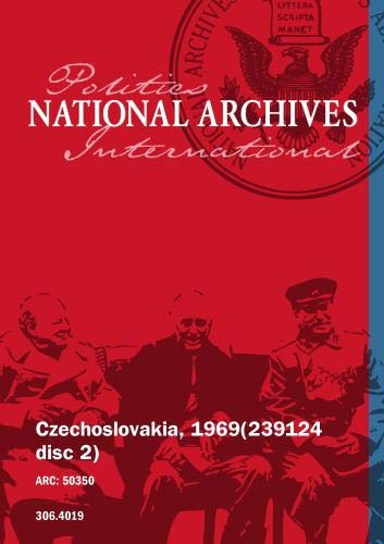 Czechoslovakia, 1969 (239124 disc 2)