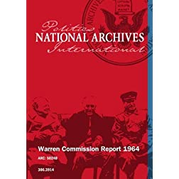 Warren Commission Report 1964