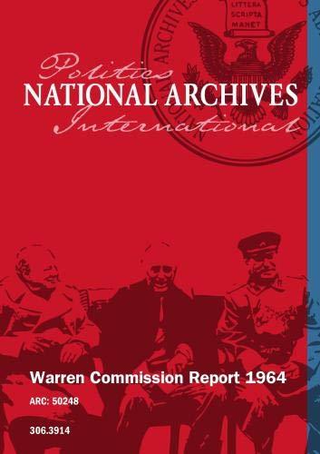 Warren Commission Report 1964
