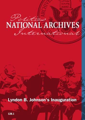 Lyndon B. Johnson Inauguration