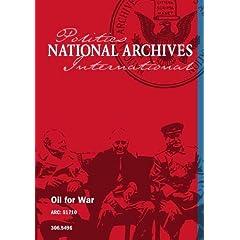 OIL FOR WAR