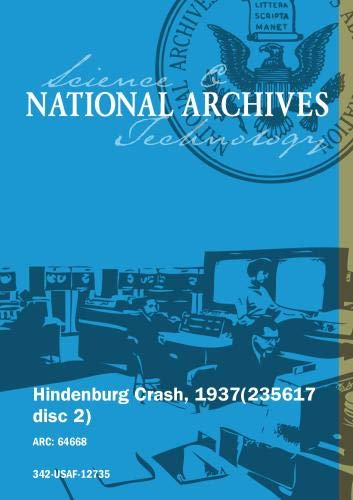Hindenburg Crash; 1937(235617 disc 2)