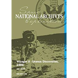 VOYAGER II - URANUS DISCOVERIES, 1986