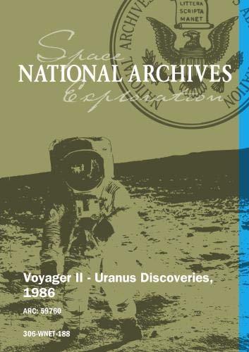 VOYAGER II - URANUS DISCOVERIES, 1986