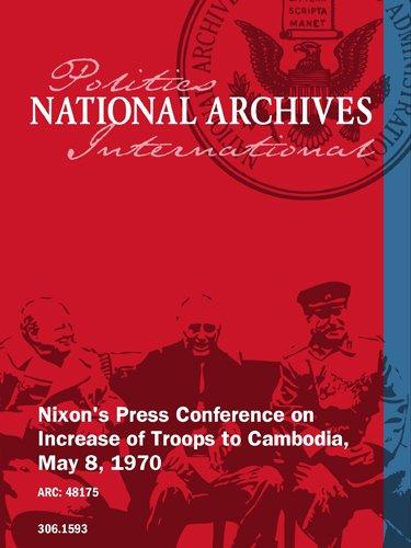 NIXON'S SPEECH ON CAMBODIA