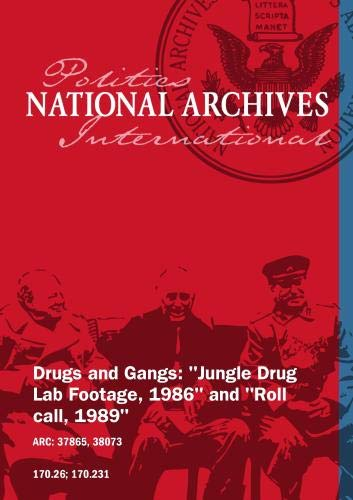 Drugs and Gangs: