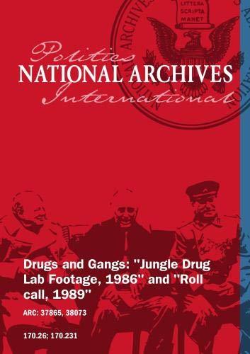 Drugs and Gangs:
