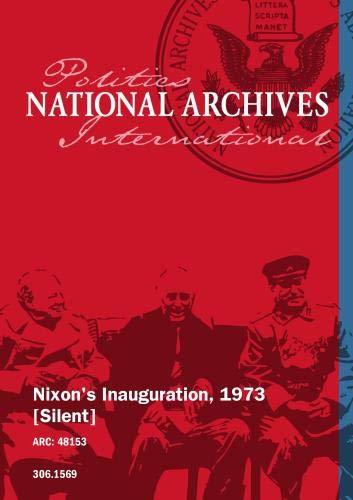 NIXON'S INAUGURATION, 1969