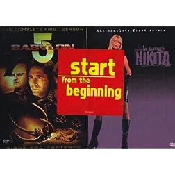 Babylon 5/La Femme Nikita: Season One Starter Pack