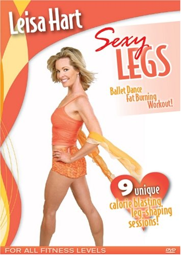 Leisa Hart: Sexy Legs Ballet Dance Workout