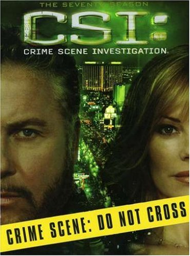 C.S.I. Crime Scene Investigation - The Complete Seventh Season