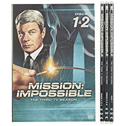 Mission Impossible - The Third TV Season