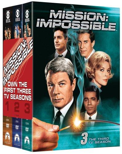 Mission Impossible - Seasons 1-3