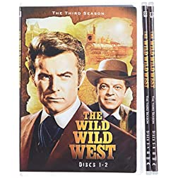 The Wild Wild West - Third Season